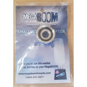 MEGABOOM STS SMALL BOTTLE ADAPTER
