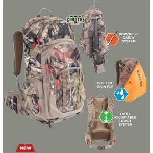 ARROYO 3200 DAYPACK, MOSSY OAK BUCOUNTRY