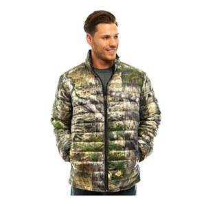DOWN CAMO JACKET X-LARGE